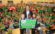 Rick Mercer and Plan Canada Launch 8th Annual Spread the Net Student...