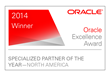 Groupware Technology Recognized With Prestigious Oracle Excellence...