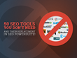 Link-Assistant.Com Publishes a List of 50 Tools Marketers Don't Need If They Have SEO PowerSuite