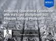 Exclusive Intelex Webinar Showcases Proactive Quality Management Process Using Eight Disciplines (8D) Model