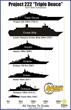 Main 4 Yacht Project Size Comparison