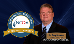 Houston's Dr Gary Brewton receives Top Level 3 award by Washington D.C.-based National Committee for Quality Assurance for quality of evidence-based medicine and patient-centered care.