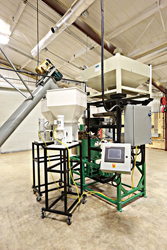 Patten Seed's New Seed Coater