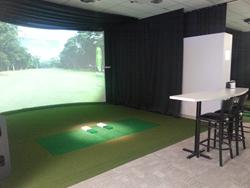 High Definition Golf Indoor Simulator