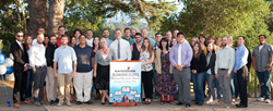 Narconon Redwood Cliffs staff and graduates gather for Recovery month event