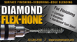 Diamond Honing Tools for Hard Materials: BRM Announces Technical Resources; Diamond Flex-Hone® Tools for Surface Finishing and Deburring