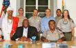UVI & National Park Service Sign Historic MOU