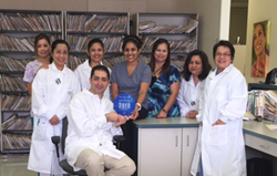 The SmileCare team won the 2014 Best of Vallejo Award in the category of General & Specialty Dentistry.