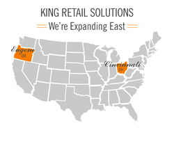 King Retail Solutions has acquired Progressive Interiors in Cincinnati