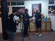 Abdallah interviewed by Jordanian National Television