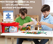 K'NEX® BRANDS Launches Fundraising Initiative To Benefit Autism...