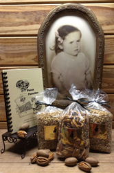 "Nachitoches Pecans Presents: Ms. Rita's ""Baker's Special"" Pecan and Recipe Package"