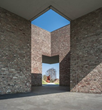 Archive Building, Erwin Heerich, Raketenstation Hombroich © Tomas Riehle/Arturimages