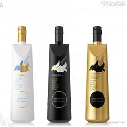Siberian Wolf Vodka by Guilherme Jardim