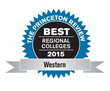 "Menlo College Named ""A Best In The West"" by The Princeton Review Six..."