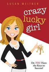 Crazy Lucky Girl Book