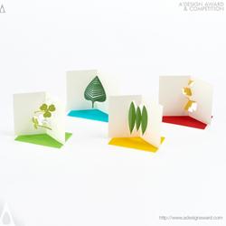 Leaves by Katsumi Tamura
