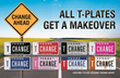 Texas License Plate Vendor, MyPlates.com to give the T-Plates a...