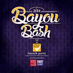 Bayou Bash at HR Tech, hosted by Great Place to Work and Rep Cap