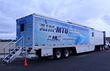 Students will climb aboard AJAC's Mobile Training Unit, parked at Buyken Metal Products' Facility in Kent, WA