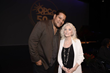 Judy Collins and Chris Pierce at OPCC 50th Anniversary