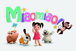 MiaoMiao Chinese for Kids Mark Animation