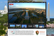 First Live Streaming Webcam in the Washington Monument Showcases...
