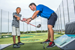 Topgolf offers golf lessons through its Topgolf U program