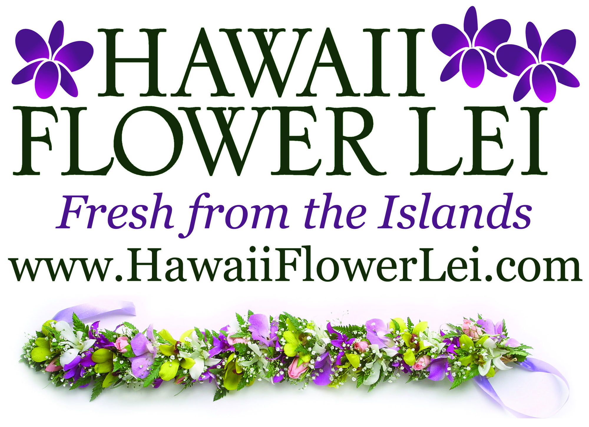 Hawaii flower lei launches new mobile friendly website today izmirmasajfo