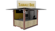 Container Concepts™ Tamale Box™