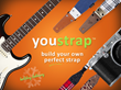 YouStrap For Guitars And Cameras Launches on Kickstarter, Gets Staff...