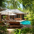 Hot Celebrity Home News: Christie Brinkley's West Indies Beach House...