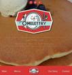 The Omelettry Re-Designed Website