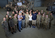 TODAY's Al Roker Touches Down on USO Tour, Broadcast Live from Bagram...
