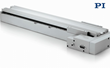 Precision Linear Stage:  Long Travel, Low Profile, High Resolution