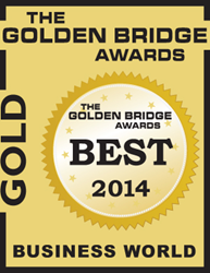 RiseSmart wins gold and bronze at Golden Bridge Awards