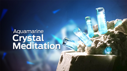 Aquamarine Crystal Meditation Online Course at CYE.com