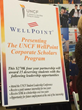 UNCF Receives Grant to Launch UNCF/WellPoint Corporate Scholars...