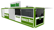 New Website for Container Concepts™ Utilizing Recycled Shipping Containers for Modular, Sustainable and Eco Friendly, Food Service and Retail Businesses