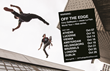 OFF THE EDGE WORLD TOUR with Pro Freerunners Jesse La Flair and Cory DeMeyers to Launch at the Red Bull Art of Motion