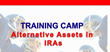 RITA's Alternative Assets Training Camp for Financial Professionals to...