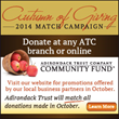 Adirondack Trust Company Community Fund Announces 2014 Autumn Of...