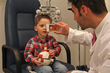 The D-EYE system facilitates exams with even young patients