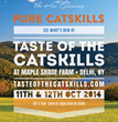 Pure Catskills is Your One-Stop Source for Where to Eat, Drink, Shop, Stay and Play: Nearly 300 Catskills Businesses Working Together to Support Working Landscapes