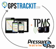 PressurePro TPMS and GPSTrackIt Announce Integration