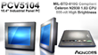 Acnodes Introduces New MIL-SPEC Panel PC Features Bay Trail Celeron...