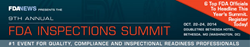 9th Annual FDA Inspections Summit