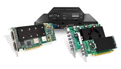 Matrox C-Series, Mura MPX, Maevex at InfoComm MEA 2014
