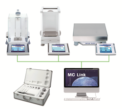 New Comparator Balances from METTLER TOLEDO Ensure Efficient Calibration Processes and Data Security