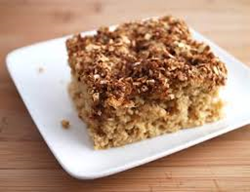 Streusel Coffee Cake Recalled